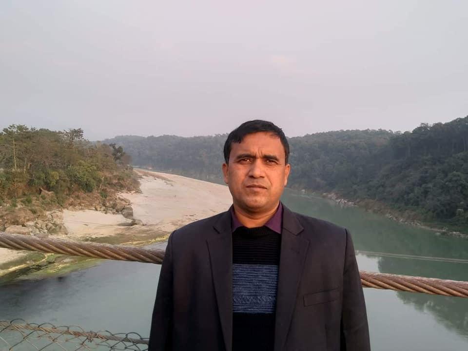 सरोज कुमार यादव graphic